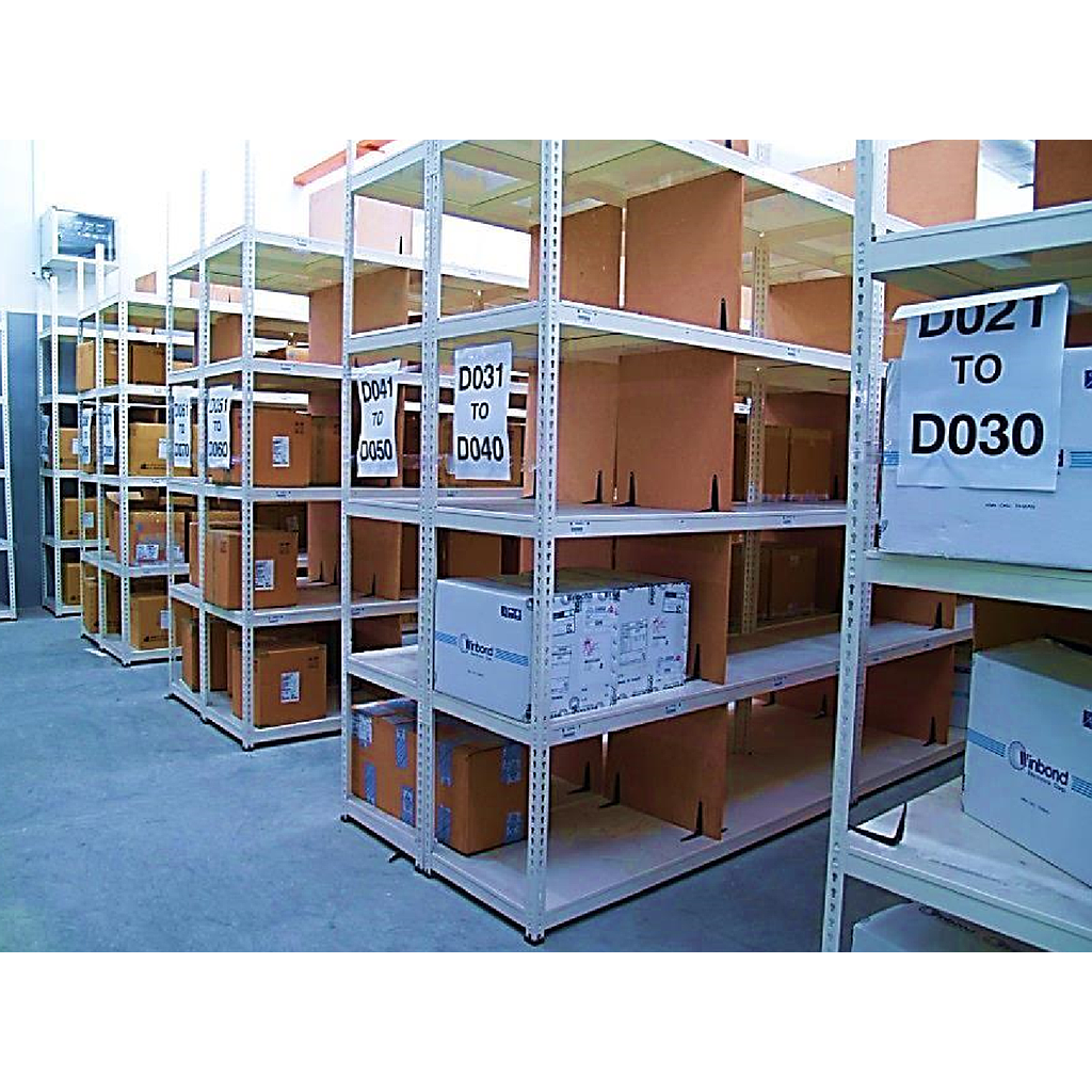 METALITE – LIGHT DUTY SHELVING