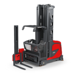 K - THE COMBINATION FORKLIFT FOR NARROW AISLES